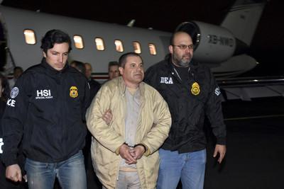 世紀大毒梟古茲曼「10罪名全成立」