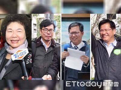 陳菊、綠3天王挺何煖軒 拒當罷工提款機