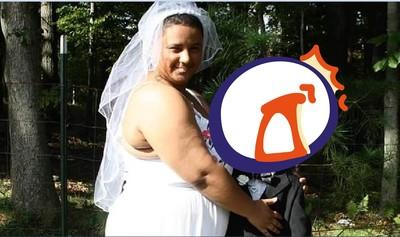 她和「喪屍」結婚 8喪屍當伴娘