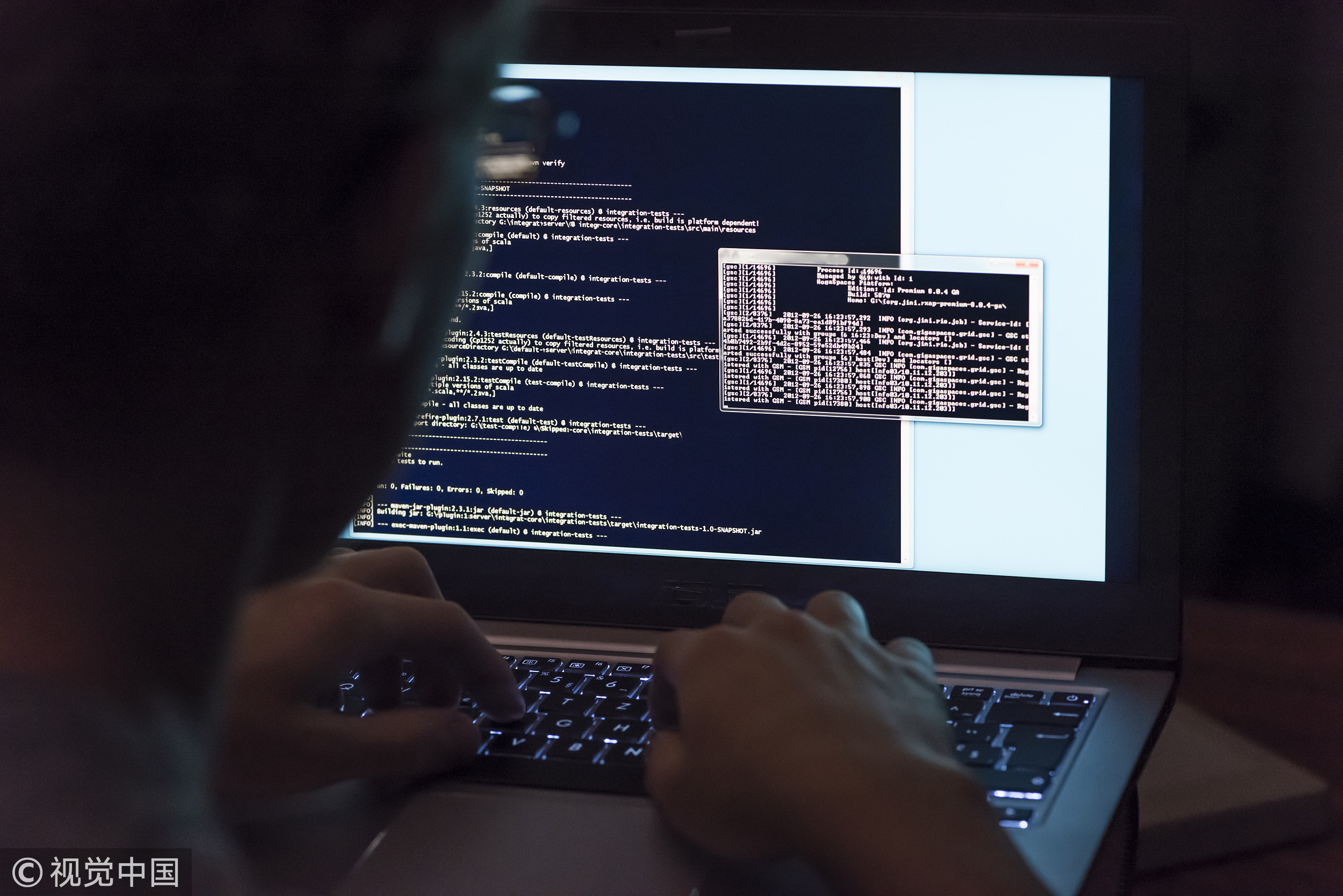 ▲▼工程師,程序員,上班族,打程式,code,coding。(圖/CFP)