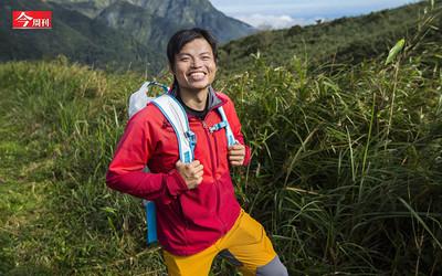 他「無氧」征服高峰成全台第一人