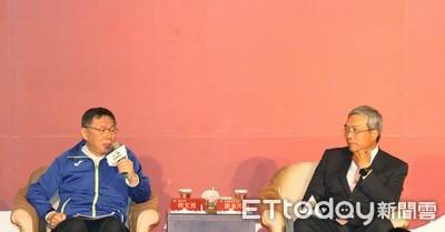 柯P談品質提升:台灣不能永遠停留在攤販經濟
