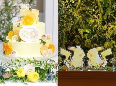 《寶可夢》婚禮讓皮卡丘陪妳嫁