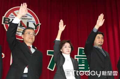 林姿妙與學生共同宣示 建立友善校園