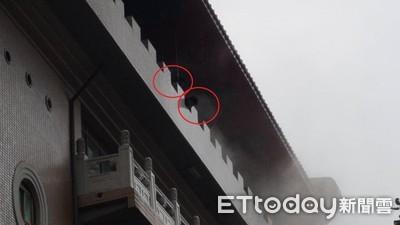 文大「大典館」火災事件 7、8樓將被拆