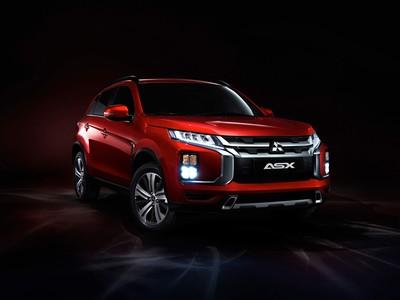 三菱ASX日內瓦車展現身繼續賣
