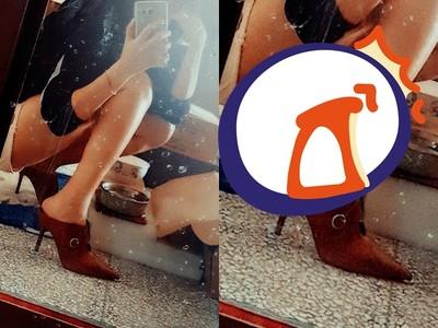 高根鞋被女主管狂酸!網驚:這雙腿救了鞋