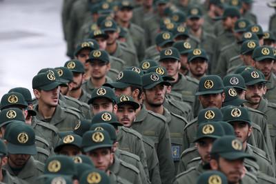 即/美將伊朗革命衛隊列恐怖組織