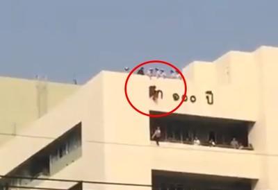 4歲童追壁虎墜7樓 全靠洋裝獲救