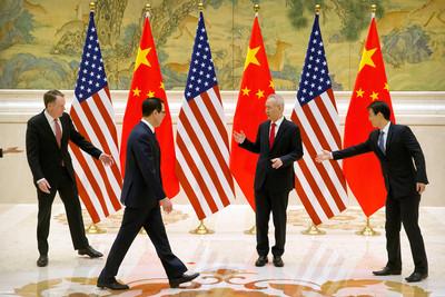 中美磋商 陸官媒籲共擔大國責任