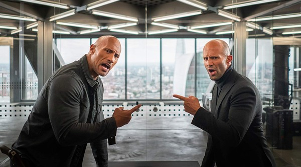 《Fast & Furious Presents: Hobbs & Shaw》。(圖/《Fast & Furious Presents: Hobbs & Shaw》劇照)