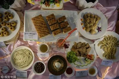 北韓全國廚藝大賽 3天40道菜勝負