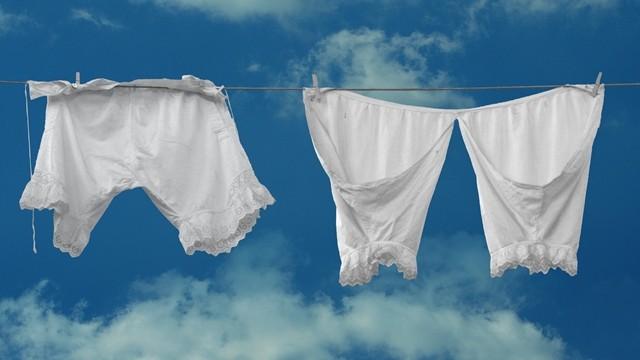 內褲「穿一年沒丟」容易感染!上萬細菌洗不掉,發炎過敏都有可能