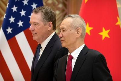美中貿易談判卡關 待川習定奪