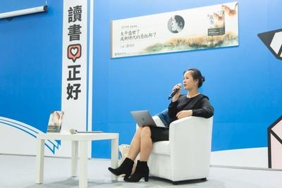 中國作家盛可以大讚「台灣人都是雷鋒」