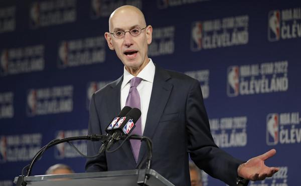 NFL老闆想挖角NBA主席 希爾瓦:我愛在NBA上班