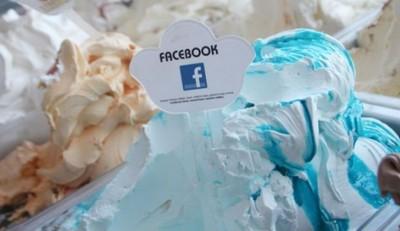 跟我說說「臉書冰淇淋」是甚麼味道?