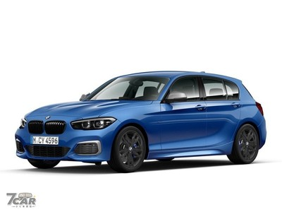 BMW推出M140i Finale Edition