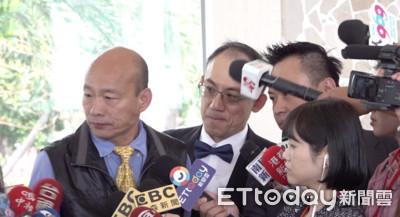 韓國瑜:台灣連新加坡尾燈都看不到