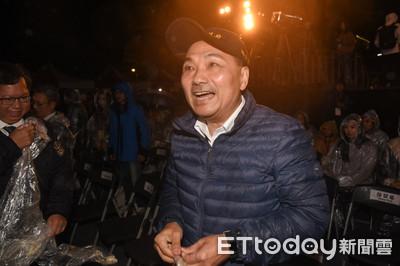 侯友宜:周錫瑋當選總統對新北是好事