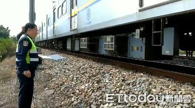 鐵軌上遭區間車輾斃 婦人頭顱破裂