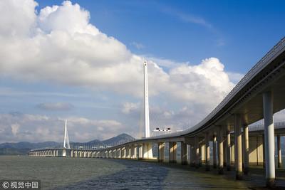 港深圳灣大橋「鋼纜斷裂」仍通車