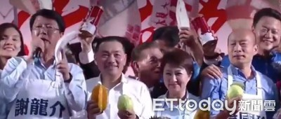 台南行銷師龍介仙勝選 台南發大財!
