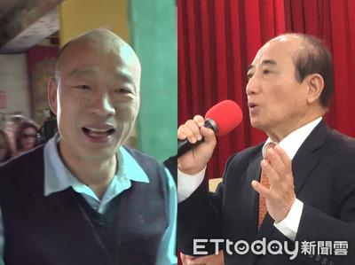 韓國瑜擋總統之路? 王金平不怕