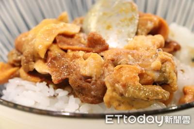 海膽滿到溢出來!台灣燈會「必朝聖美食」