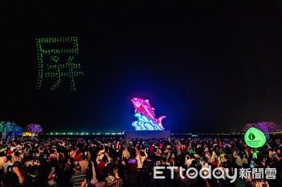 台灣燈會30年!首公開「29年主燈模型」