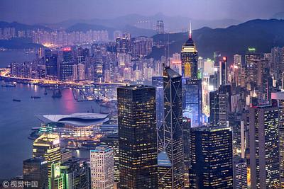 香港人將變大灣區人