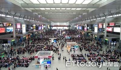 上海虹橋 全球首座5G車站