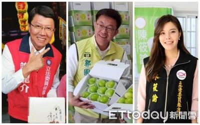 316立委補選名單一次看 民進黨力守新北台南
