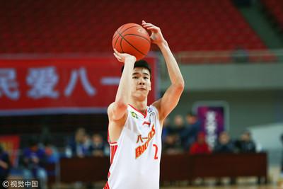 中國19歲新星郭昊文入成人國家隊