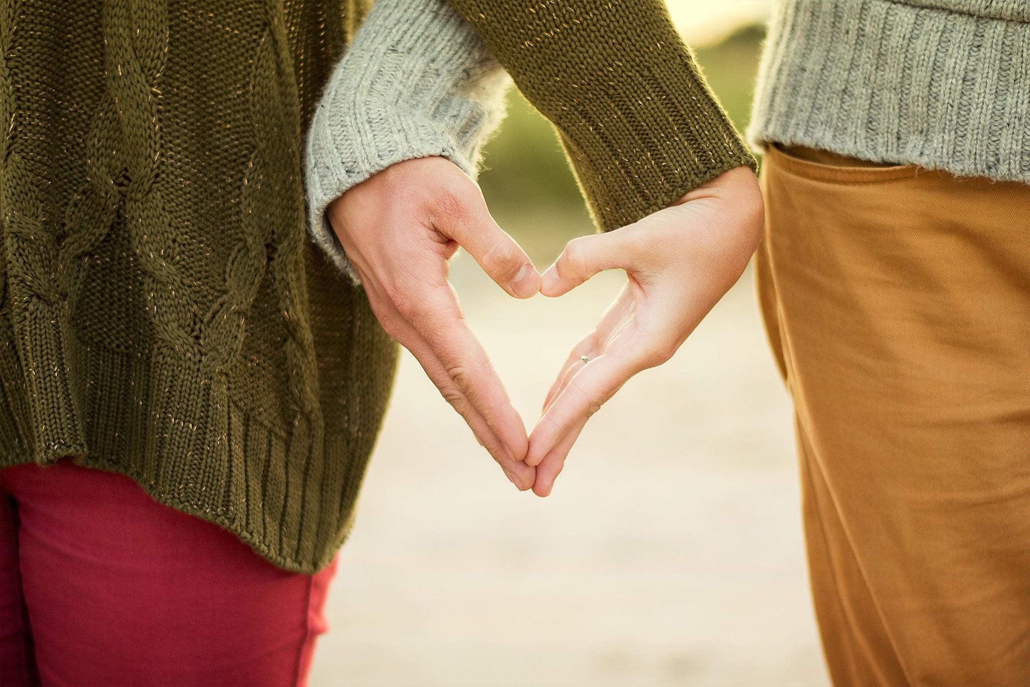 ▲戀愛中常見的10個單字。(圖/取自免費圖庫Unsplash)