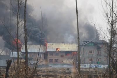 喀什米爾爆槍戰 莫迪:應起身對抗恐怖主義