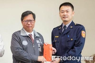 鄭文燦肯定政院推動 警察「看病不用錢」
