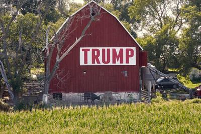 川普:中國將向美農民買許多玉米