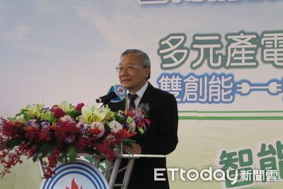 新中油董事長歐嘉瑞 228假期後上任