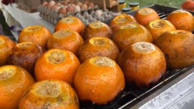 橘子可以這樣吃!阿嬤的智慧