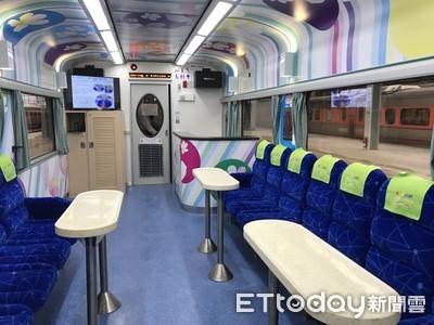 北花7萬有找!台鐵觀光列車8月開放包車