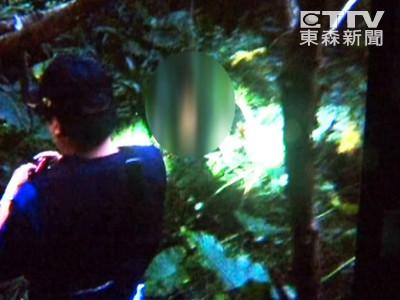 花蓮頭顱吊樹命案 死者疑為二度逃亡軍情局中尉李天羽