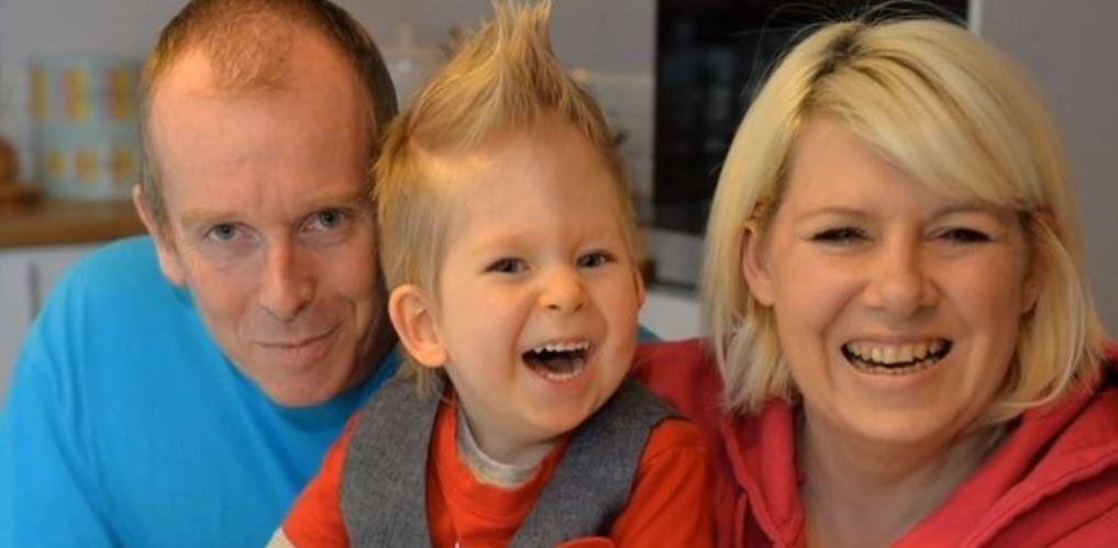 夫妻堅決生下「無腦男嬰」 三年後大腦生長80% 醫生驚呼:醫學奇蹟
