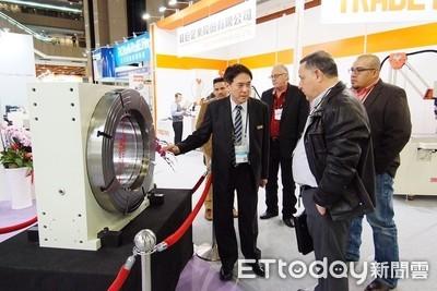 全球第三大!台北工具機展3月4日登場 訂單上看600億元產值