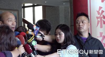 王金平推「心靈相通」 韓國瑜表示尊重同意