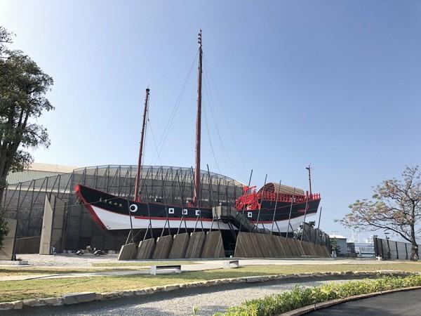 ▲台灣船園區。(圖/取自台南市政府文化局官網)