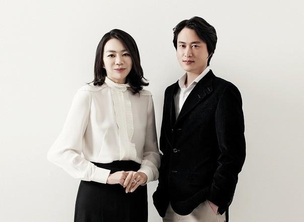 ▲▼趙顯娥和丈夫朴鐘周(圖/翻攝自코리아데일리)
