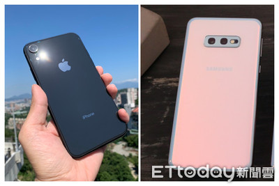 iPhone XR、Galaxy S10e誰厲害 一張表告訴你