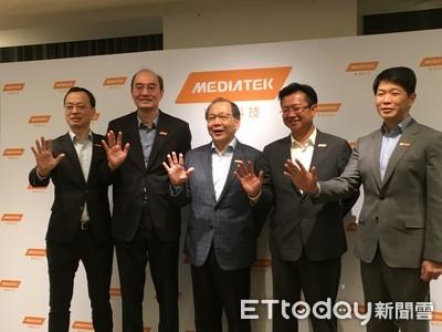 影/聯發科5G晶片M70今年量產