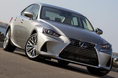 Lexus新一代IS可望裝上BMW引擎
